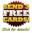 SendOutCards - Send 3 FREE CARDS!