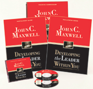 Developing the Leader Within You by John Maxwell