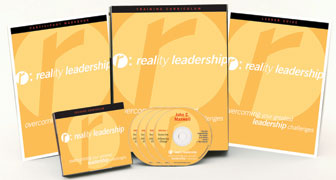 Reality Leadership by John Maxwell